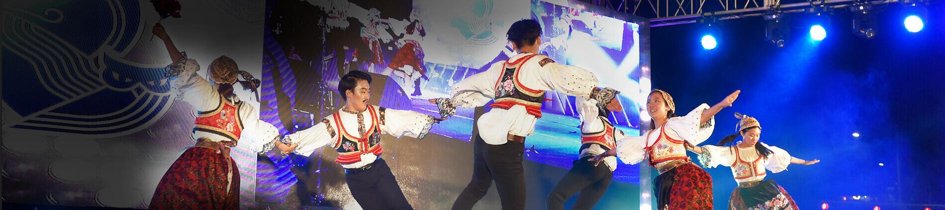 제28회 한국외대 세계민속문화축전 개최