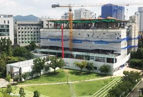 한국외대 스마트도서관