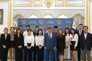러시아연구소, 제11회 전국 대학(원)생 러시아어 토론대회 시상식 개최
