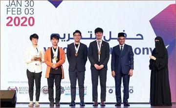 아랍어과 재학생, '2020 아시아 대학생 아랍어 토론대회' 수상