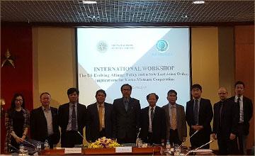 국제지역연구센터, 베트남 하노이에서 국제회의 개최