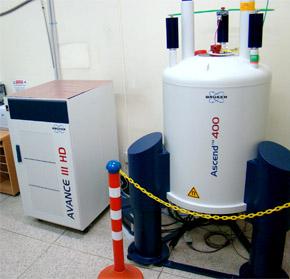 초전도 퓨리에 변환 핵자기 공명 분광기
